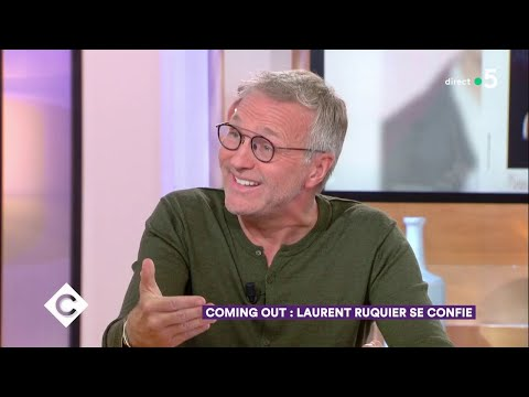 Coming out : Laurent Ruquier se confie ! - C à Vous - 03/09/2018