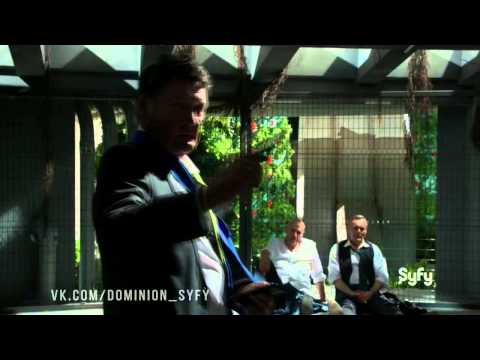 Dominion Season 1 (Comic Con Promo)