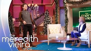 Austin Mahone Shows Off New Dance Moves | The Meredith Vieira Show