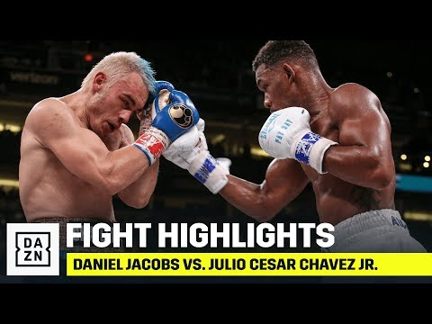HIGHLIGHTS Daniel Jacobs vs Julio Cesar Chavez Jr