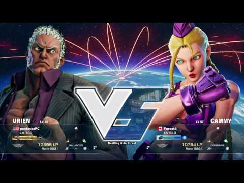 Gootecks VS Forest613 FT2 x3 STREET FIGHTER V_20170314032117