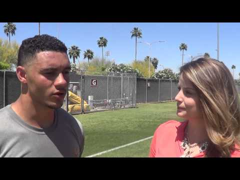 D.J. Foster Interview 4/10/2014 video.