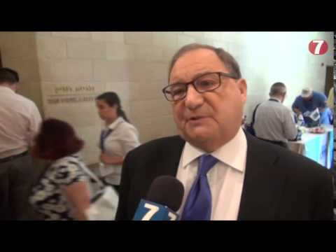 ADL's Abe Foxman @ the Jewish Media Summit