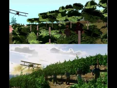 GTA 5 AND SAN ANDREAS COMPARED!