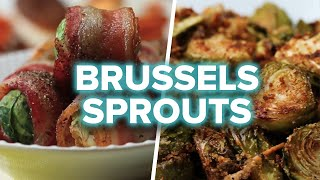 Brussels Sprouts 4 Ways by Tasty