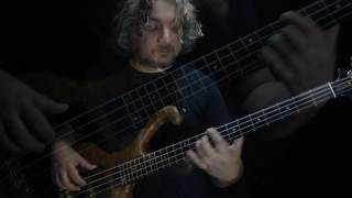 "Featuring a clip from the solo bass piece ""The Mists"" from Aram's upcoming second album ""A Dark Light"" due out in late 2016.Ritter Bass, DR Strings and Eventide H9 http://arambedrosian.com/https://www.youtube.com/c/arambedrosianWritten and performed by Aram Bedrosian. Bassalisk Music; BMI. Copyright 2016. Used by permission by FPE-TV. ALL RIGHTS RESERVED."