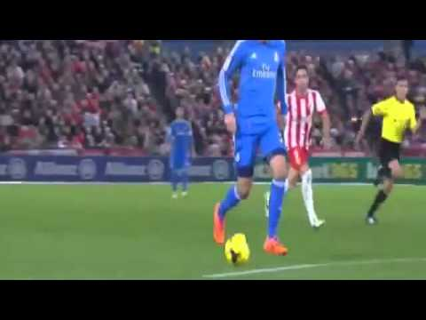 liga BBVA : real madrid 5-0 almeria 23/11/13