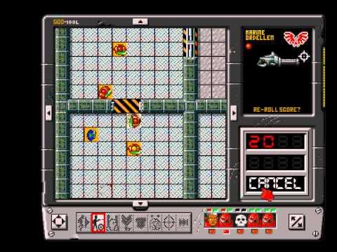 Space Crusade ? 1992 ? Amiga