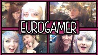 My Eurogamer Adventure | YouTube Friends