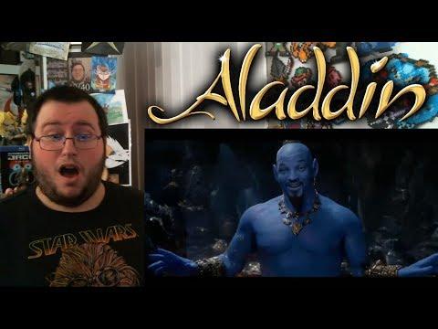 "Gors ""Disney's Aladdin"" Special Look REACTION"