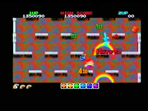 rainbow islands amiga emulator