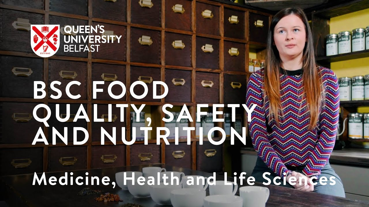 BSc Food Quality, Safety and Nutrition