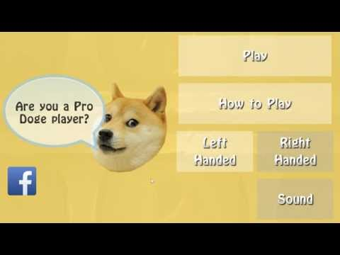 Video of Swipe the Doge
