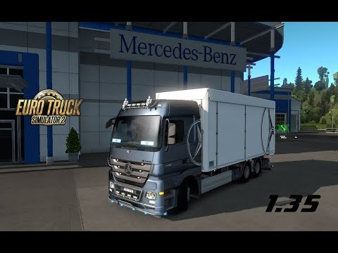 Rigid chassis for MB MP3 & Sisu Polar Mk1 ByCapital v4.1.1