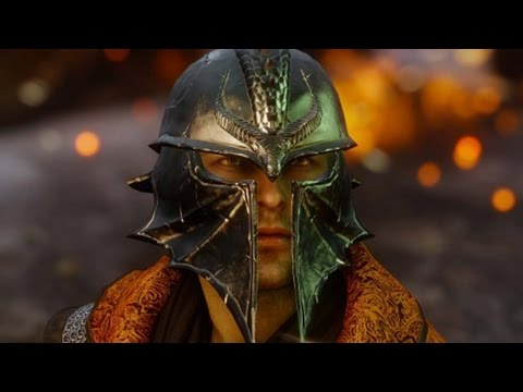 Dragon Age: Inquisition Graphics Comparison
