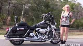 5. Used 2010 Harley Davidson Road King for sale in Florida