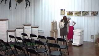 Field Trip to Chinook Honey Company (2013)