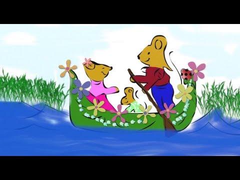 Kinderlieder deutsch / Kinderparty  - Jetzt fahrn wir übern See - Spiellieder für Kinder