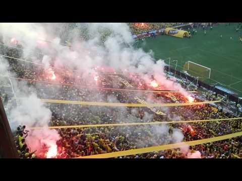 Barcelona campeon - Sur Oscura - Barcelona Sporting Club