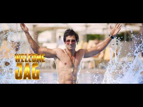 Year - Here's presenting a dialogue promo of Happy New Year - A Farah Khan Film! Get ready to WELCOME JAG! Happy New Year Releasing On 24th October 2014!