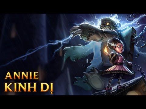 Annie Kinh Dị