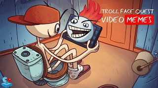 Video Troll Face Quest Video Memes Walkthrough All Levels MP3, 3GP, MP4, WEBM, AVI, FLV Mei 2017
