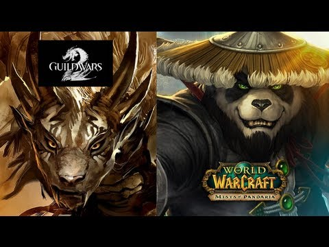 Guild Wars 2 vs wow - Send your WoW/GW2 questions to icyshardsmailbox@gmail.com or post them in the comments section below. Thanks for watching! Footage: WoW Mists of Pandaria: St...