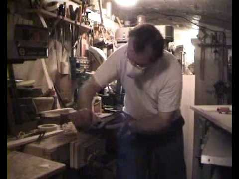 intuitive woodwork - with Jeremy Broun