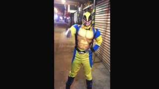 What Can Be More Hilarious This:  Wolverine Does Beyoncé?