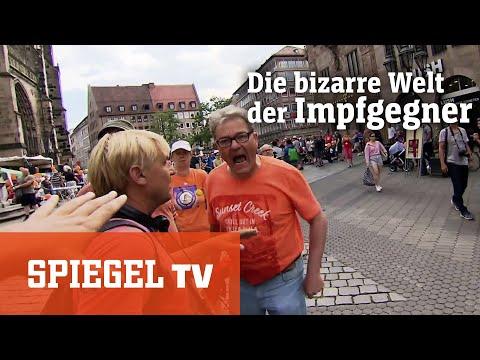Gefährliche Verschwörungstheorie: Die bizarre Welt deutscher Impfgegner