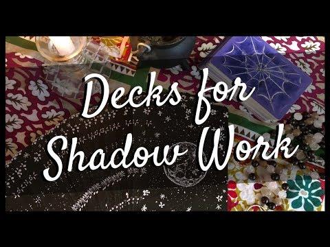 Top Tarot and Oracle Decks for Shadow Work and Deep Diving_Búvárkodás. Heti legjobbak