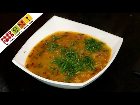 Moong Dal Sultani | Food Food India – Fat To Fit | Healthy Recipes