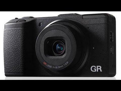 Ricoh GR - APS-C sensor compact