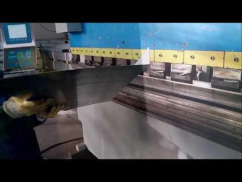 Prasa krawędziowa hydrauliczna NC LVD PPBL 200/30 2000