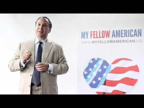 Rabbi Marc Schneier Supports the My Fellow American Project