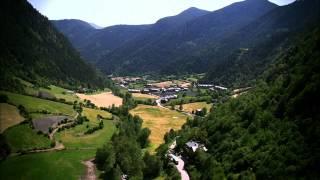 Vídeo promocional d'Andorra.