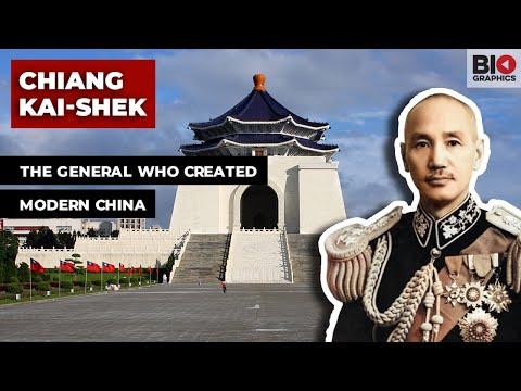 Chiang Kai-Shek: The General who Created Modern China