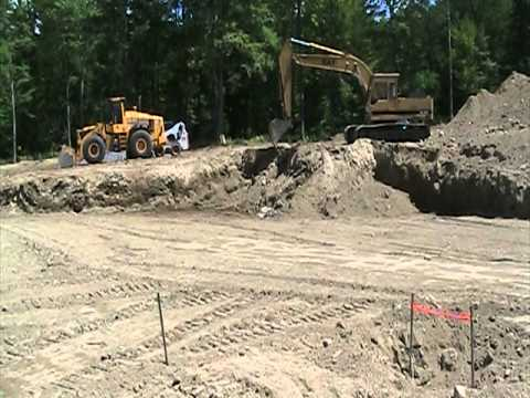 ROSE Cottage Project – Video#10 – Geothermal Ground Loop Prep
