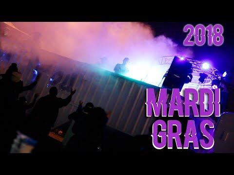 Louisiana Mardi Gras KREWE Parade 2k18 | IN HD
