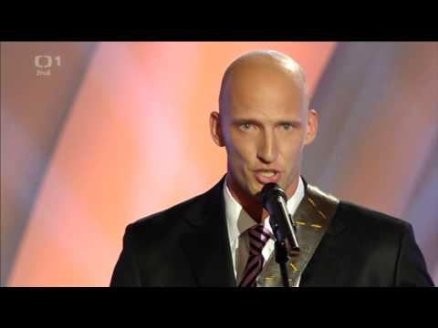 petr - Petr Svoboda v pořadu Atlet roku 2014.