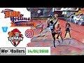 Elan Yvelines Basket Clubs vs ASC Denain Voltaire 14/01/2018 We R Ballers Highlights