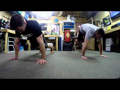 NC FIT CLUB: P90X 3 is for Anybody!