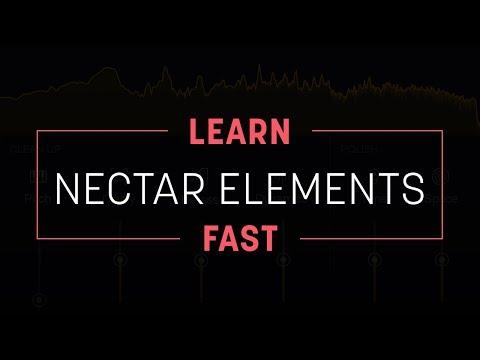 ה-Nectar Elements - כלי יחודי לטיפול בשירה מ-iZotope