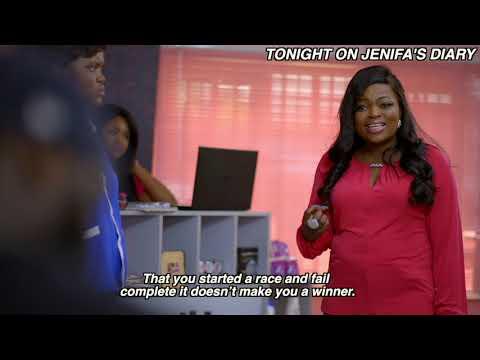 Jenifa's diary season 13 Ep6 - showing tonight ON AIT (ch 253 on DSTV),7.30pm
