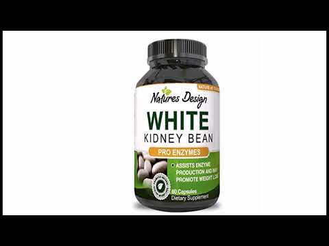 Pure White Kidney Bean Extract- 100% Effective and Optimized for Weight Loss