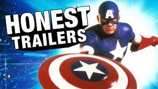 Honest Trailers - Captain America (1990)