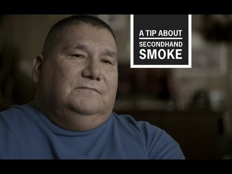 Nathan, who is in his early 50s, was surrounded by secondhand smoke every day at work. This caused permanent lung damage and triggered severe asthma attacks. Nathan himself never smoked. In this TV commercial from CDC's Tips From Former Smokers campaign, Nathan tells viewers that because of his health problems, he can no longer work at the same job or participate in some of his favorite activities.