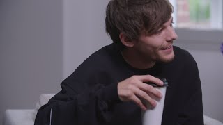 Just for a change from the normal line of questioning, Melissa took Louis Tomlinson some of the most random fan questions she got sent. Report by Melissa Nathoo.