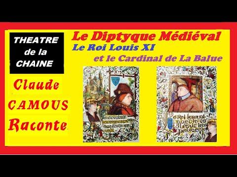 Monarque, Cardinal et fillettes :