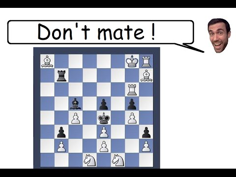 Don't checkmate - Brain Teaser